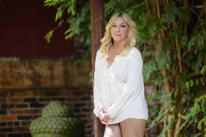"""Heather Locklear stars in the Lifetime movie """"Don't Sweat the Small Stuff."""" (Clarke Tolto ..."""