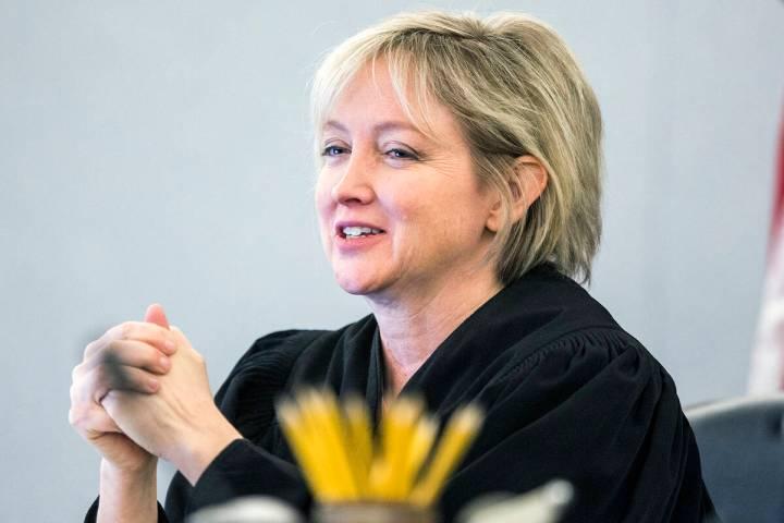 District Court Chief Judge Linda Bell (Las Vegas Review-Journal File)
